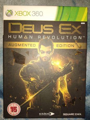 Deus Ex Bunt Ludzkości - Edycja Kolekcjonerska UNIKAT - Xbox 360