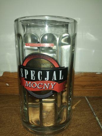 Kufel szklany, pokal, szklanka Specjal mocny
