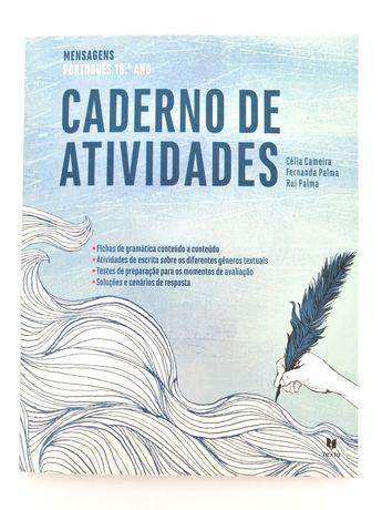 Caderno de atividades - Mensagens 10 - Português