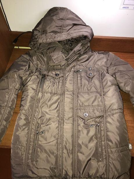 Зимова куртка для підлітка
