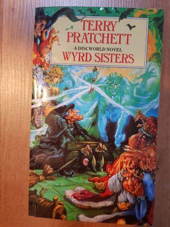 Świat dysku Terry Pratchett po ang
