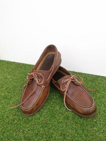 Mokasyny Timberland English Tudor buty żeglarskie r 44,5 28,5 cm