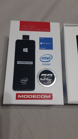 MODECOM FreePC - nettop Win 10, 32 Gb, 2 GB RAM