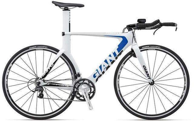 Rower triathlon - GIANT Trinity Composite 2 (2012r)