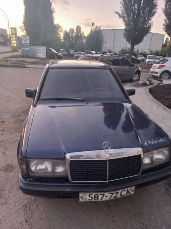 Mercedes 190 (201)