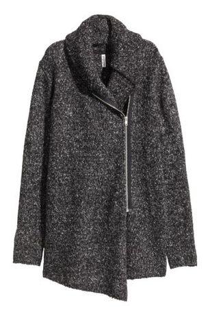 modny swetr kardigan nowy h&m poszukiwany s