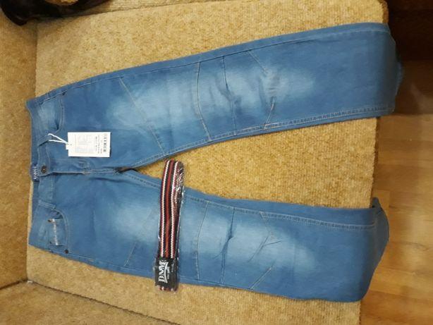 Новые подростковые джинсы 164 турция