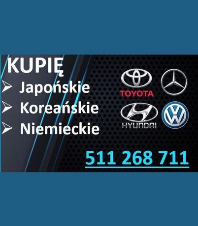 Skup Toyota Hiace Avensis Corolla,Picnic,Mercedes 190 Sprinter.Kaczka