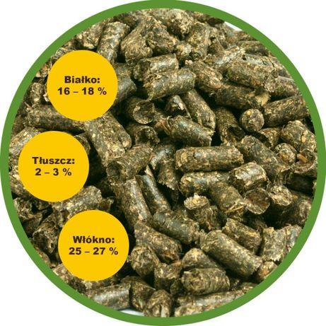 Lucerna pasza pellet 25 kg granulat