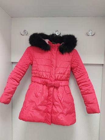 Демисизонное пальто для девочки