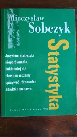 Statystyka Sobczyk