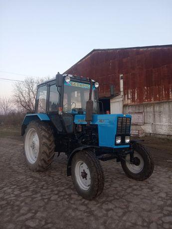 Продам трактор МТЗ 80 терміново