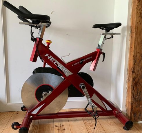 BH fitness Helios Bicicleta spinning H9178FD