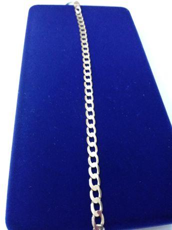 Złota męska bransoletka złoto 585
