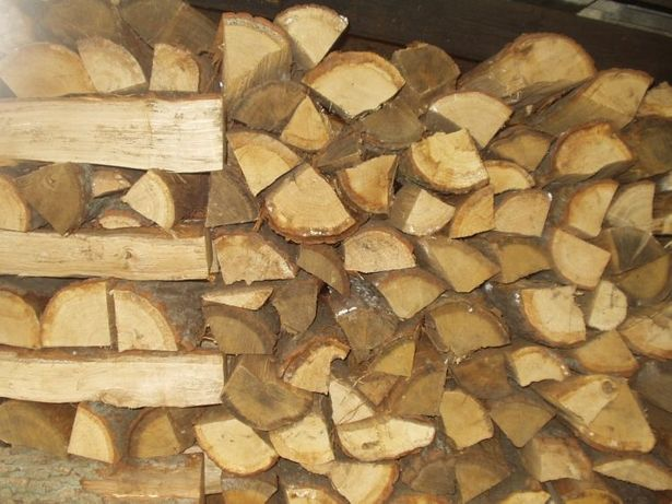 Suche drewno kominkowe i opałowe z darmowym transportem
