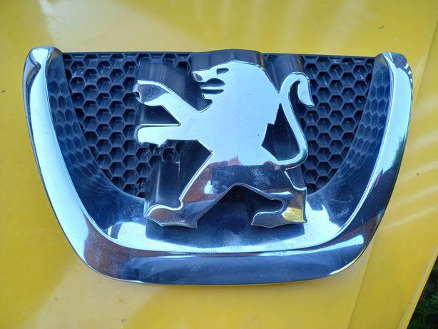 Znaczek Emblemat i Logo Peugeot Expert
