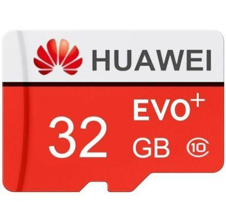 Micro sd карта HUAWEI EVO 32gb з 2 адаптерами