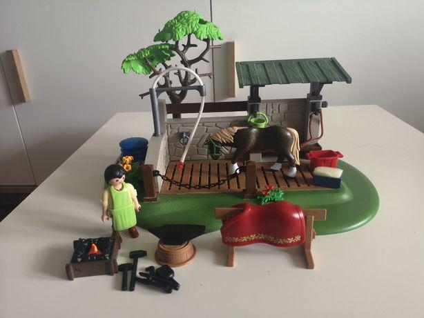Myjka dla koni playmobil