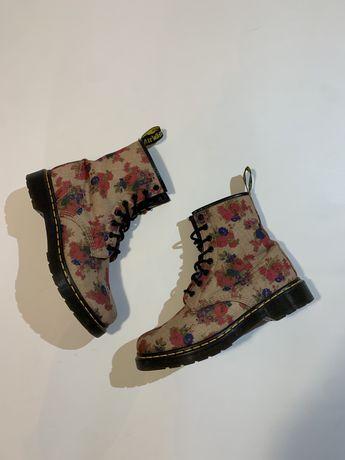 Женские оригинальные ботинки Dr Martens castel 1461 1460 41 мартинсы