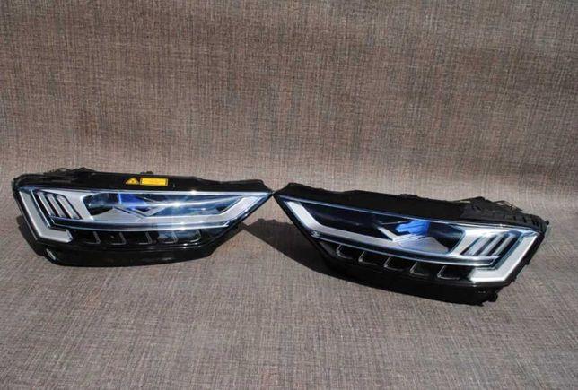 Audi A8 4N Full Led Laser Beam фары