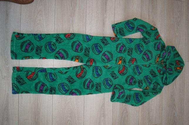 Pajac z polaru dla chłopca Turtles rozmiar 134