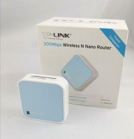 Lombard na Lewara Router TP-Link model:TL-WR802N