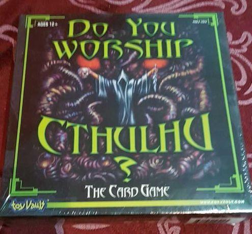 Do You Worship Cthulhu?
