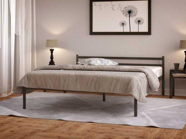 Металлическая кровать COMFORT Комфорт-1. ВЕРОНА -1. Гарантия 5 лет