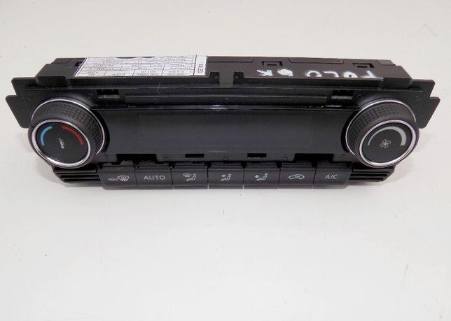 Panel klimatyzacji VW POLO 6R 6C0/907044 stan idealny