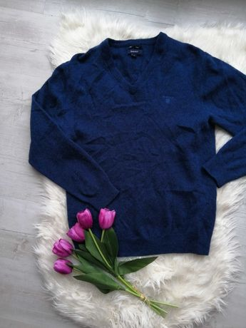 Sweter wełniany gant tommy