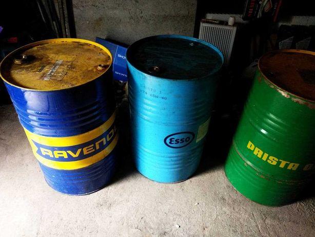 Бочки 200 литров металлические