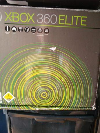Conjunto 2 Consolas XBOX360 e vários acessórios