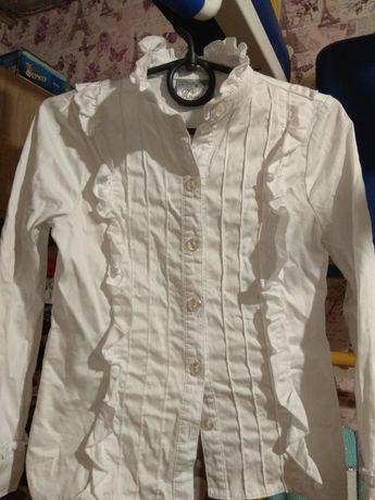 Блузка для девочки Зиронька 122