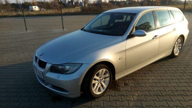 BMW 320 E91 150km automat zadbana