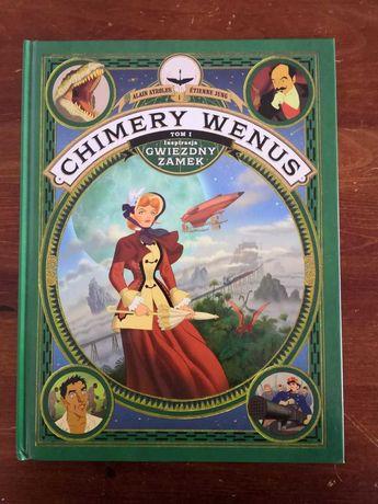 Chimery Wenus, tom 1