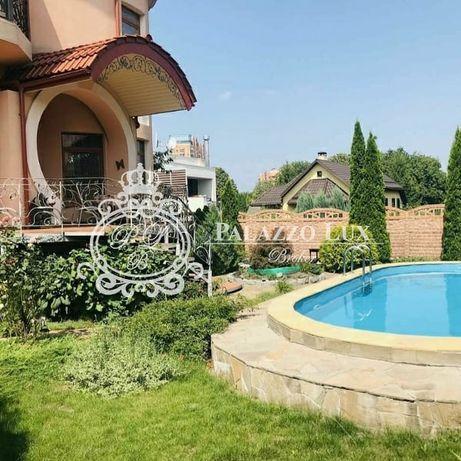 Аренда дома 395 м2 с бассейном Шатиловка