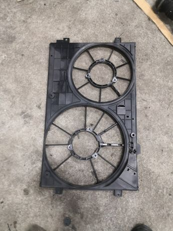 Vw Skoda Seat Audi obudowa ramka wentylatora 1k0 207t