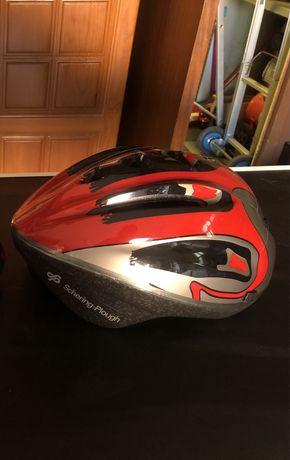 Polisport capacete de bicicleta