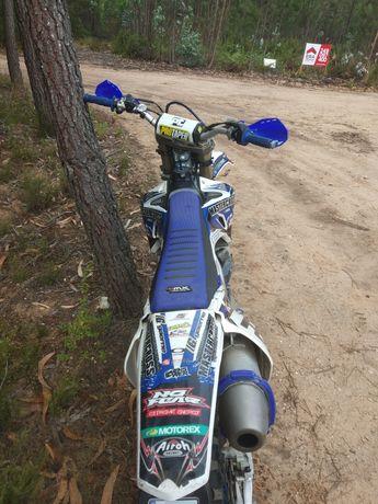 Yamaha yz 450f matriculada