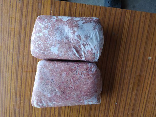 Mięso wolowe dla pieska