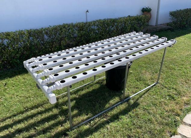Hidroponia - Kit para 110 plantas - Loja Oficial