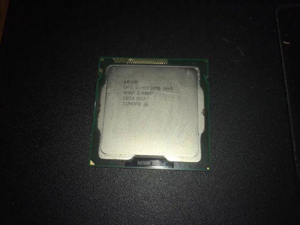 Процессор Intel Pentium Dual Core G840 2.80 GHz
