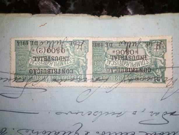 Tenho selos antigos para venda