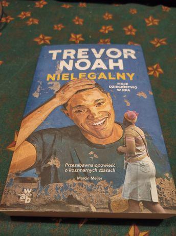 "Trevor Noah ""Nielegalny"" NOWA"