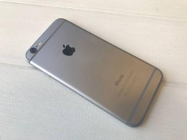 Apple Iphone 6 16Gb Space Gray neverlock оригинальный с документами