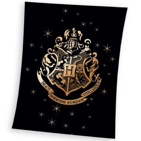 Narzuta na łóżko Harry Potter 150x200 nowe