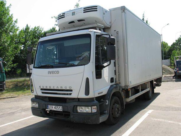 Iveco Eurocargo 120E21 Chłodnia
