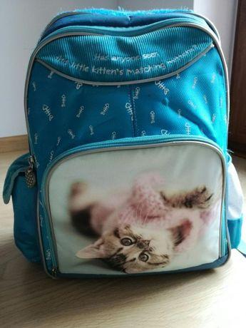 Rachaelhale ® plecak szkolny dziewczęcy kotek