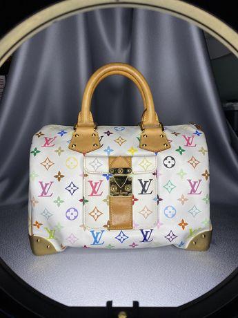 Louis Vuitton speedy 30 multicolor original