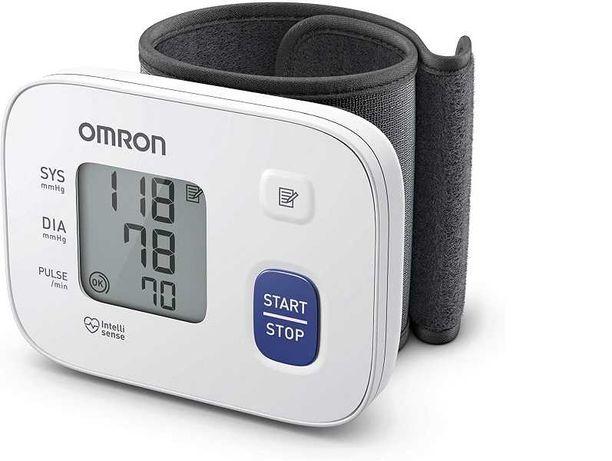 монитор артериального давления на запястье тискомір Omron RS1